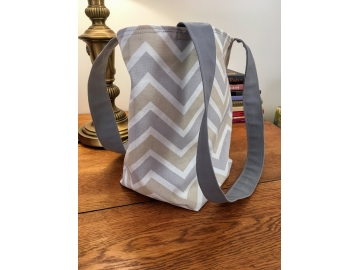 Chevron Tote (sold)